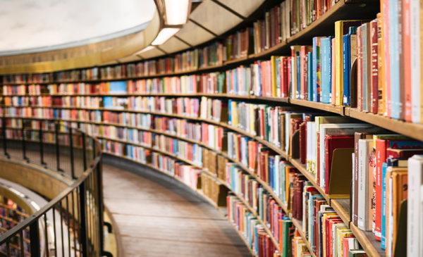 a circular library