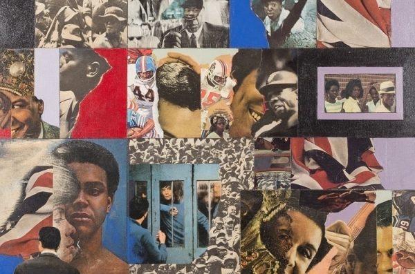 Ralph Arnold Collage